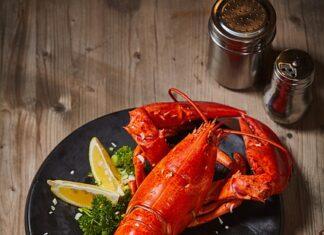 jak jeść homara