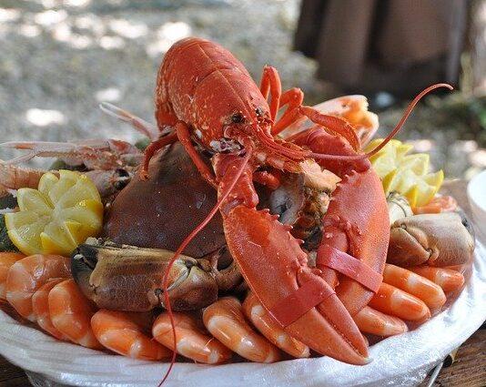 cena homara